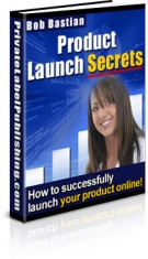 Thumbnail Product Launch Secrets With Resell Rights