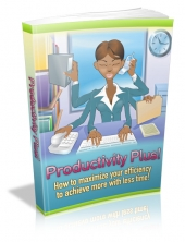 Thumbnail Productivity Plus - With Master Resell Rights