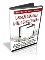 Thumbnail Profit From PLR Products