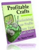 Thumbnail Profitable Crafts Vol. 2 - With Resell Rights