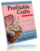 Thumbnail Profitable Crafts Vol. 1 With Resell Rights