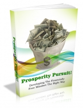 Thumbnail Prosperity Pursuit! - With Master Resale Rights