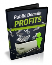Thumbnail Public Domain Profits - With Master Resell Rights
