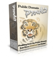 Thumbnail Public Domain Prowler - With Master Resale Rights
