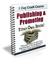 Thumbnail Publishing & Promoting Your Own Book! - With Private Label Rights