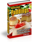 Thumbnail Delicious Puddings - With Master Resale Rights