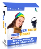 Thumbnail Push Button Cover Designs - With Master Resale Rights