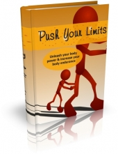 Thumbnail Push Your Limits - With Master Resale Rights
