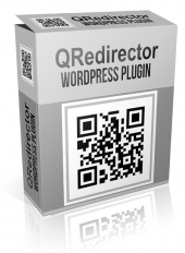 Thumbnail QRedirector Wordpress Plugin - With Personal Use Rights