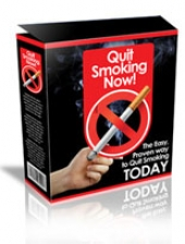 Thumbnail Quit Smoking Now! - With Master Resale Rights