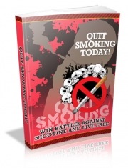 Thumbnail Quit Smoking Today! - With Master Resale Rights
