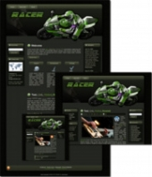 Thumbnail Racer - WP Theme - With Master Resale Rights