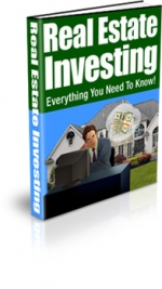 Thumbnail Real Estate Investing - With Private Label Rights