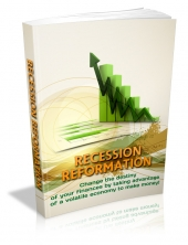 Thumbnail Recession Reformation - With Master Resale Rights