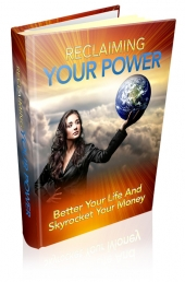Thumbnail Reclaiming Your Power - With Master Resell Rights