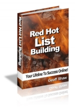Thumbnail Red Hot List Building - With Master Resale Rights