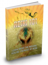 Thumbnail Reiki 101 - With Master Resale Rights