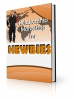 Thumbnail Relationship Marketing For Newbies With Private Label Rights