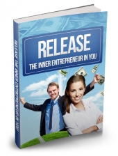Thumbnail Release The Inner Entrepreneur In You - With Master Resell Rights