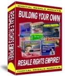 Thumbnail Building Your Own Resale Rights Empire With Resell Rights