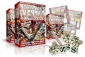 Thumbnail Resell Rights Warrior Squeeze Pages! - With Master Resale Rights