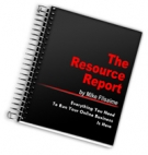 Thumbnail The Resource Report - With Giveaway Rights