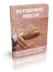 Thumbnail Retirement Rescue - With Private Label Rights