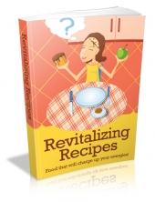 Thumbnail Revitalizing Recipes - With Master Resell Rights