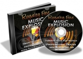 Thumbnail Royalty Free Music Explosion - With Master Resale Rights