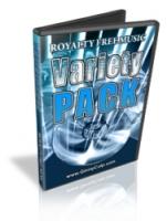 Thumbnail Royalty Free Music Variety Pack