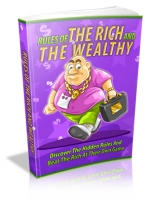 Thumbnail Rules Of The Rich And The Wealthy - With Master Resale Rights