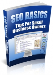 Thumbnail SEO Basics - Tips For Small Business Owners - With Private Label Rights