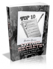 Thumbnail Safelist Secrets - With Master Resell Rights