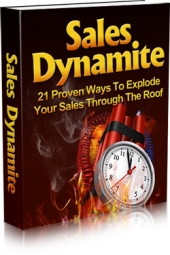 Thumbnail Sales Dynamite - With Master Resale Rights