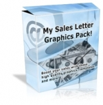 Thumbnail My Sales Letter Graphics Pack! - With Master Resale Rights