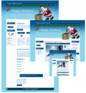 Thumbnail Santa WP Theme - With Master Resale Rights