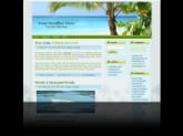 Thumbnail Saona Island WP Theme - With Master Resale Rights