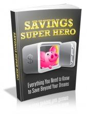 Thumbnail Savings Super Hero - With