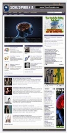 Thumbnail Schizophrenia Website - With Private Label Rights