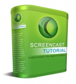 Thumbnail Screencast Tutorial With Private Label Rights