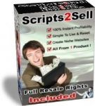 Thumbnail Scripts2Sell Package - With Resell Rights