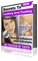 Thumbnail Secrets to Looking and Feeling Younger - With Master Resale Rights