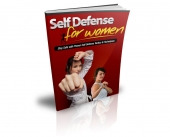 Thumbnail Self Defense For Women - With Master Resale Rights