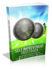 Thumbnail Self Improvement Fast Track With Master Resale Rights
