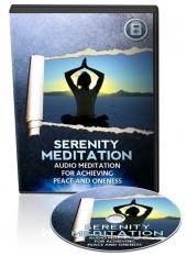 Thumbnail Serenity Meditation Audio - With Master Resell Rights