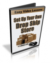 Thumbnail Set Up Your Own Drop Ship Store - With Personal Use Rights