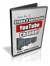 Thumbnail How To Set Up A Successful YouTube Channel - With Personal Use Rights