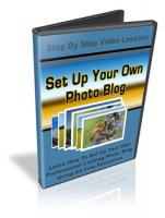 Thumbnail Set Up Your Own Photo Blog