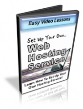 Thumbnail Set Up Your Own Web Hosting Service