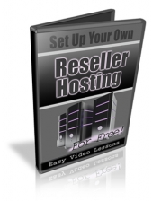 Thumbnail Setup A Reseller Hosting Business - With Personal Use Rights